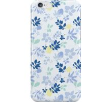 James May's Blue Flowery Shirt iPhone Case/Skin