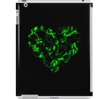 Love Loki on Black (Serpentine) iPad Case/Skin