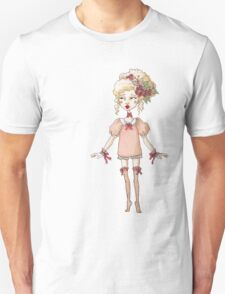 Little Antoinette Girly Child T-Shirt