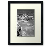 Denali ... Framed Print