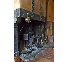 Country Hearth Photographic Print