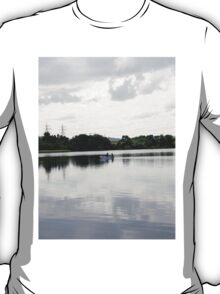 Messing about on the River - Derry Ireland T-Shirt