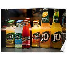 Drinks For The Break Poster