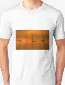 Crafts in Orange Unisex T-Shirt