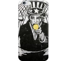 The Gold Doubloon (from Meditations on Moby Dick) iPhone Case/Skin