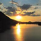 Arkansas Sunset by Lisa G. Putman
