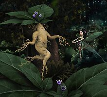 The Mandrake Harvest by Rose Moxon