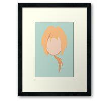 FFIX - Zidane Framed Print