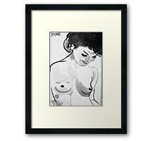 virtue Framed Print