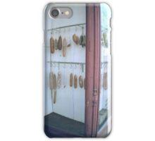 Stone sausage display iPhone Case/Skin