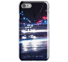 Speed Lines iPhone Case/Skin
