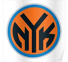 New York Knicks logo 1 Poster
