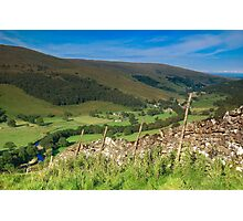 Wharfedale in Summer Photographic Print