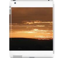 Grainan Gold Donegal Ireland  iPad Case/Skin
