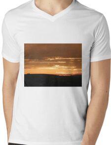 Grainan Gold Donegal Ireland  Mens V-Neck T-Shirt
