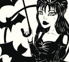 Classic Goth Sticker