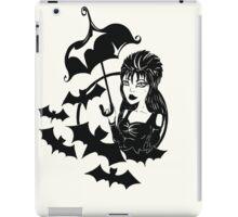 Classic Goth iPad Case/Skin