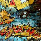 Wall Art 2 by Dmarie Becker