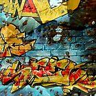 Wall Art 2 by Dmarie Frankulin