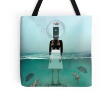 Nothing Is Real... Tote Bag