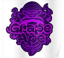 Grape ape Poster