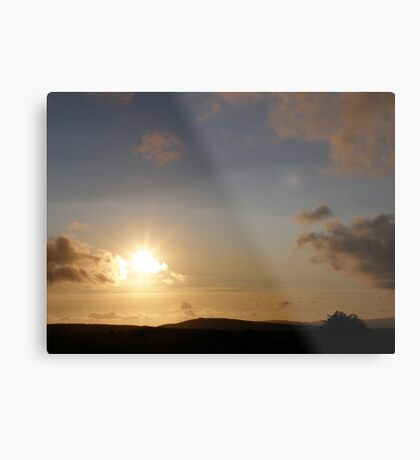 Grainin Dreams  Donegal Ireland Metal Print