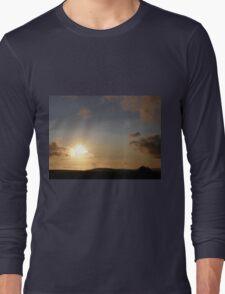 Grainin Dreams  Donegal Ireland Long Sleeve T-Shirt