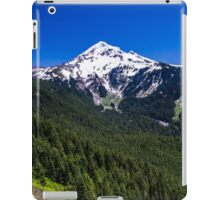 Mt Hood From Bald Mountain iPad Case/Skin