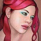 Portrait- KatzxKarma by Georgia Patton
