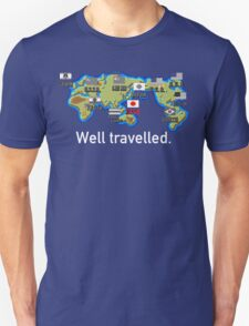 Well Travelled T-Shirt