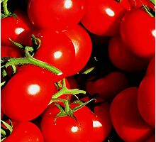 Red Red Tomato Photographic Print