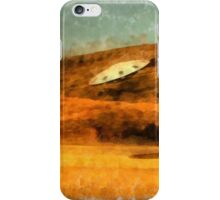 The Saucer of Andalucia by Raphael Terra iPhone Case/Skin