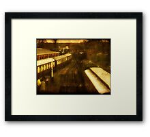 Blue Bell Railway-UK ©  Framed Print