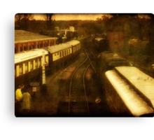Blue Bell Railway-UK ©  Canvas Print