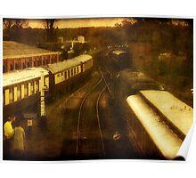 Blue Bell Railway-UK ©  Poster