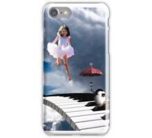 Free Falling.... iPhone Case/Skin