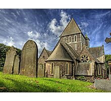 St. Annes Church Alderney Photographic Print