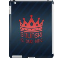 Stilinski Is Our King iPad Case/Skin