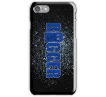 Bigger on the inside constallations iPhone Case/Skin