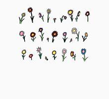 A cartoon flower garden just for you Unisex T-Shirt