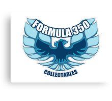 Formula350 collectibles Canvas Print