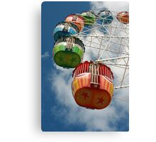 Ferris Carriages Canvas Print
