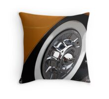 Classic Car 160 Throw Pillow