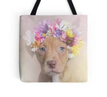 Flower Power, Rome Tote Bag