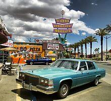 Las Vegas Motel by Reinvention