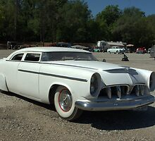 1956 DeSoto with 1966 Pontiac Headlights by TeeMack