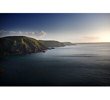Cornish Coast Photographic Print