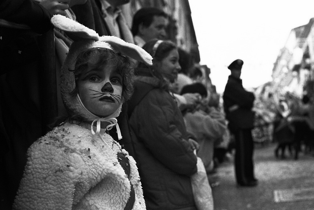 Sadness of the rabbitt by Mauro Scacco