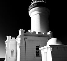 Byron Bay Lighthouse by SDP1975