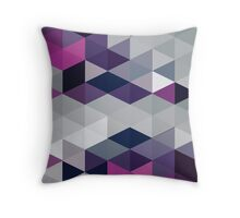 Another Touch Of Purple Throw Pillow